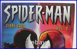 Marvel Spider Man Clone Saga Vol 2 Omnibus Hc Hardcover New Sealed Oop Vf+++/nm
