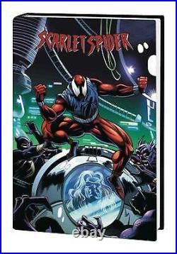 Marvel Spider-man Ben Reilly Omnibus Hc Vol 01 Oop Nm Sealed