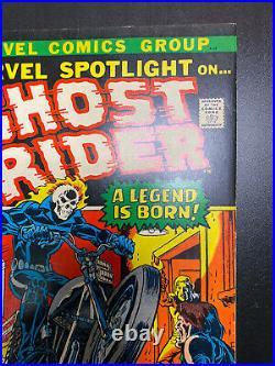 Marvel Spotlight #5 Vol 1 Higher Grade (FN/VF) 1st App of Ghost Rider