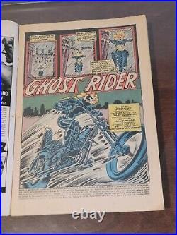 Marvel Spotlight #5 Vol 1 Nice Lower Mid Grade 1st Appearance of Ghost Rider