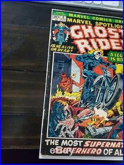 Marvel Spotlight #5 Vol 1 Very Nice Mid Grade 1st App of Ghost Rider