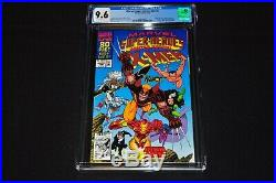 Marvel Super-Heroes Vol. 2 # 8 CGC 9.6 White Pages 1992 1st Squirrel Girl