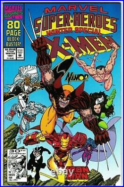 Marvel Super-heroes Winter Special Vol. 2 #819921st App. Of Squirrel Girl