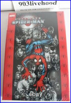 Marvel Ultimate Spider Man Volume 9 Hc Hardcover New Sealed Bendis Bagley Oop