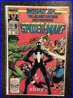 Marvel What If Complete Run -1, 1-114 VF/NM 109 NM 1st Spider-Girl Volume 2