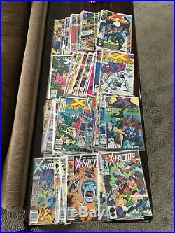 Marvel X-FACTOR Vol. 1 (1986) 1-36 & 38-70 (69 Comics) F/VF 5 6 Apocalypse X-Men