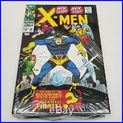 Marvel X-Men Vol 2 Omnibus Variant Hardcover Sealed Comic Collectible Roy Thomas
