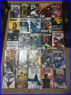 Marvel comics lot (1st volume epic collection edition, etc)