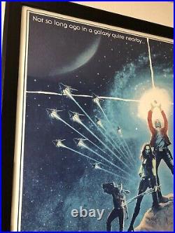 Matt Ferguson Guardians Of The Galaxy Vol 1 Cast & Crew Print RARE Signed