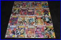 Micronauts 1 59 Vol I II Complete 81 Marvel Comics Captain Universe Xmen Lot 8