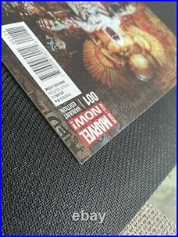 Moon Knight #1 Vol. 7 (2014) Variant Bill Sienkiewicz 175 NM/VF