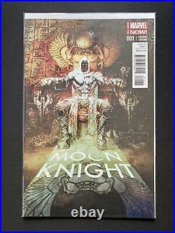 Moon Knight #1 Vol. 7 (2014) Variant Bill Sienkiewicz 175 NM/VF (Never Opened)
