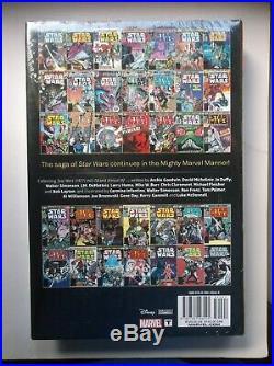 Original Marvel Years Star Wars Omnibus #1-3 Vols, Complete Set, Factory Sealed