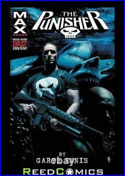 PUNISHER MAX BY GARTH ENNIS OMNIBUS VOLUME 2 HARDCOVER (1008 Pages) New Hardback