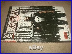 Punisher MAX Volume 4 Hardcover HC Comic Book Marvel Vol 4 TPB 2008 1st Printing