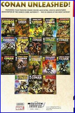 Savage Sword of Conan The Original Marvel Years Omnibus Vol. 1 NEW, SEALED