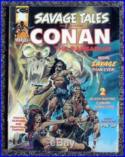 Savage Tales (Volume. 1.) (Full Series.)