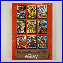 Sealed Vol 206 Marvel Masterworks Daredevil Limited 760 Var Edition Hc Hardcover