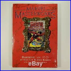 Sealed Vol 29 Marvel Masterworks Daredevil Limited 460 Var Edition Hc Hardcover