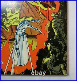 Silver Surfer #3 Marvel Vol. 1 Silver Age GD/VG Key 1st Mephisto Cents