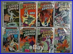 Silver Surfer Fantasy Masterpieces #1-14 Vol 2 1979 Marvel Stan Lee Origin RUN +