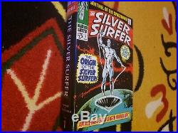 Silver Surfer MARVEL COMICS Omnibus Vol. 1 1st EDITION by Stan Lee HARDCOVER