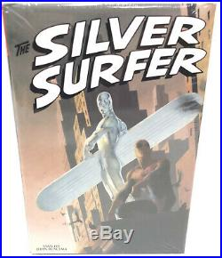 Silver Surfer Omnibus DM Volume 1 Collects #1-18 Marvel Comics HC New Sealed