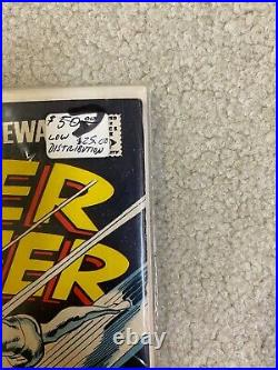 Silver Surfer Vol. 1 #4 Marvel Comic