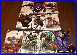 Spawn Origins Hardcover Set Vol. 1 2 3 4 5 6 7 8 9 10 Todd Mcfarlane Image Comic