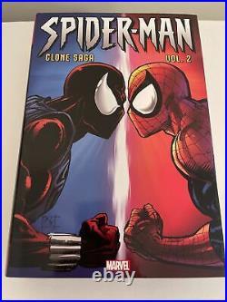 Spider-Man Clone Saga Omnibus Vol. 2 HC OOP Rare