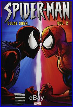 Spider-Man Clone Saga Vol. 2 Marvel Omnibus by Kavanagh Hardcover New