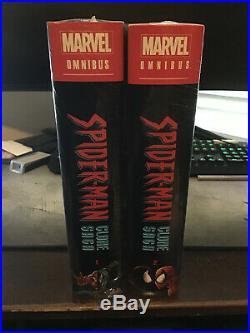 Spider-Man The Clone Saga NEW SEALED Omnibus Vol 1 & 2 HC HARDCOVER Marvel