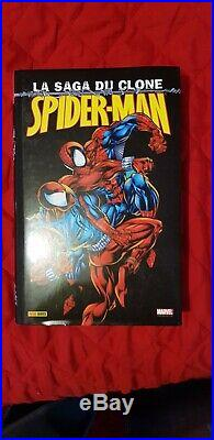 Spider-man La Saga Du Clone Vol. 1 Marvel Omnibus Eo Panini Comics