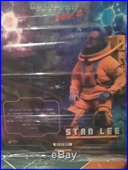 Stan Lee Hot Toys GOTG VOL 2 1/6th Scale Sealed Sideshow Marvel
