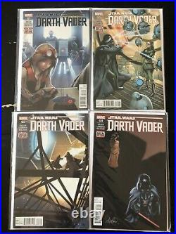 Star Wars DARTH VADER (Vol 1 2015) Complete Set 1-25 with #3 1st Doctor Aphra