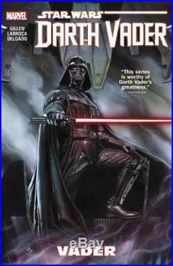Star Wars Darth Vader Volume 1 Vader Star Wa, Salvador Larrocca, Kieron Gille