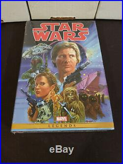 Star Wars The Marvel Years Omnibus Vol 1 3 NEW SEALED HC Hard Cover
