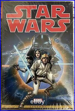 Star Wars The Original Marvel Years Volume 1 Omnibus Marvel Comics New Oop