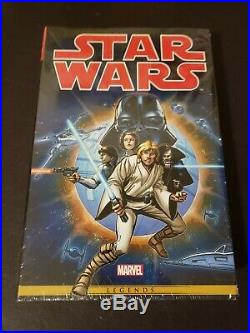 Star Wars Vol 1 3 SEALED NEW Original Marvel Years Omnibus Hardcover HC