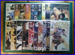 Star Wars Vol 2 #1-26 Annual #1 & 2 (2015-) Marvel NM High Grade Comic Lot