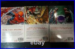 Superior Spider-Man Vol 1 2 & 3 HC Set Marvel Comics Dan Slott USED VG