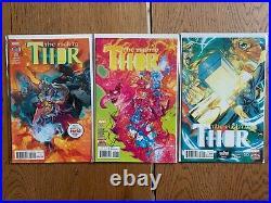 THOR (2014) Vol. 4 #1-8 MIGHTY THOR (2016) #1-23 & 700-706 JANE FOSTER NM