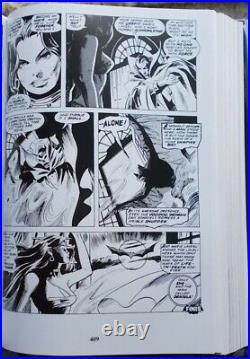 TOMB OF DRACULA Vol 3 Marvel Omnibus Hardcover