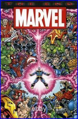 Thanos TPB Vol 2 3 4 5 NM The End Infinity Abyss Epiphany Samaritan Run Set Lot