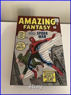 The Amazing Spider-Man Omnibus Vol 1 Lee Ditko OOP