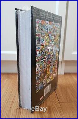 The Amazing Spider-Man Omnibus Vol 1 volume Fantasy Stan Lee new oop Marvel HC