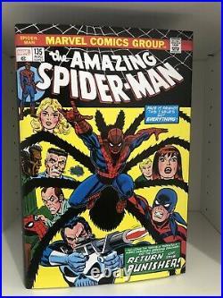 The Amazing Spider-Man Omnibus Volume 4 DM Variant Marvel Comics Graphic Novel