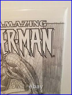 The Amazing Spider-Man Vol. 2 #1 Dynamic Forces Authentix Sketch Variant Sealed