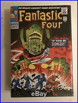 The Fantastic Four Vol 2 Omnibus Hardcover Marvel comics Sealed kirby galactus