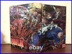 The Incredible Hulk Vol 1 By Peter David Omnibus Hardcover Marvel OOP